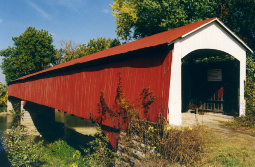 Covered Bridges of Jackson County, Indiana