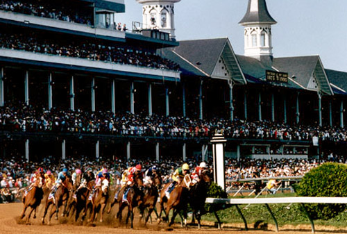 Churchill Downs in Louisville