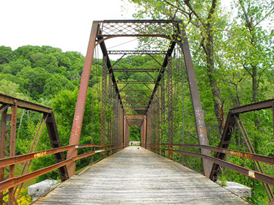Bridges of Jackson County, Indiana