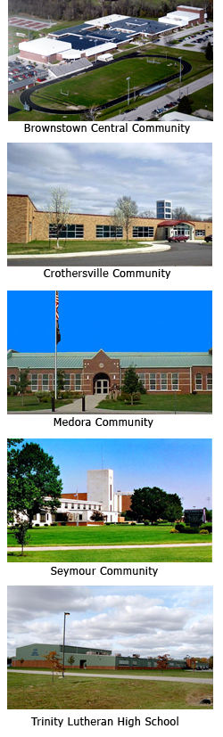 Schools in Jackson County, Indiana